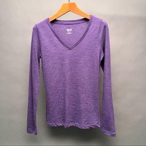 NWOT Missimo Supply Co Purple Women's TShirt Small